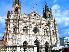 Die Kathedrale in #SantaAna, #ElSalvador