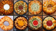 9 Mind-Blowing Food Party Rings (Easy)