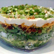 Karens 7 Layered Salad