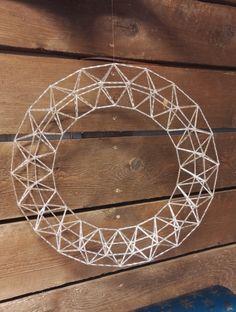Geometric Decor, Paper Clay, Polymer Clay Jewelry, Mobiles, Light Fixtures, Helmet, Diy, Handmade Items, Pottery
