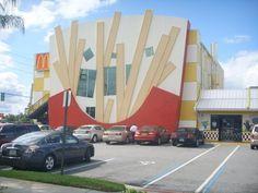 World's largest McDonald's PlayPlace. Orlando, FL.