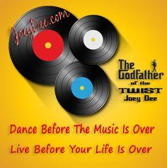 Joey Dee & The Starliters http://www.JoeyDee.com https://plus.google.com/+Joeydee1 https://twitter.com/JoeyDeeStar https://www.facebook.com/Joey.Dee.Starliters https://www.linkedin.com/in/joeydee1 https://www.facebook.com/JoeyDee.4 https://www.facebook.com/groups/JoeyDee.Starliters/