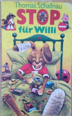 Bilderbuch: Stop für Willi