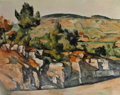 Paul Cezanne Most Famous Works | Paul Cezanne Provence Paintings