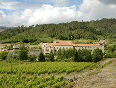 Eurostars Monumento Monasterio de San Clodio en Leiro #Galicia Top hotel enológico 2013