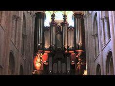 Maurice Duruflé - Prélude et Fugue sur le nom d'Alain Op. 7 - YouTube