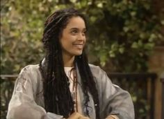 Lisa Bonet's lovely Dredlocks