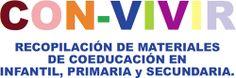 CON-VIVIR | Recopilación de materiales de coeducación en Infantil, Primaria y Secundaria
