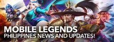 Mobile Legends News and Update Philippines Bruno Mobile Legends, Miya Mobile Legends, Best Hero, All Hero, Gta Vi, Alucard Mobile Legends, Elite Game, Mobile Legend Wallpaper, The Legend Of Heroes