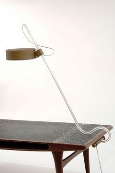 Lot 091C231 - Tischleuchte 'No. 606' Sarfatti, Gino Arteluce, Mailand -> Auction 091C - Text: english Version
