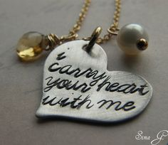 I Carry Your <3