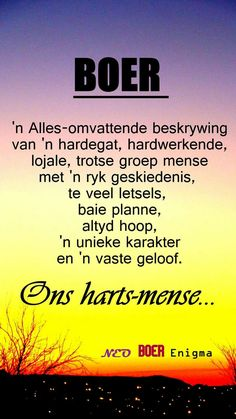 Boer...ons harts-mense Mom Prayers, Afrikaanse Quotes, Goeie Nag, Happy Birthday Funny, Life Rules, African History, Quote Of The Day, Bible Verses, Qoutes