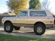 '72 Blazer