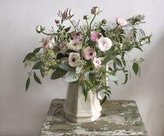 The Wedding Artists Collective - Ariel Dearie Floral Design - Pink Ranunculus-1