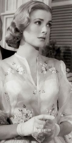 Grace Kelly in 'High Society' Old Hollywood Glamour, Golden Age Of Hollywood, Hollywood Stars, Classic Hollywood, Look Vintage, Vintage Glamour, Vintage Beauty, Vintage Lingerie, Grace Kelly Mode