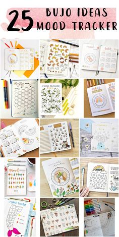Fun Bullet Journal Mood Tracker Template For Students - Bullet Journal Goals Bullet Journal Mood Tracker Ideas, Nocturnal Animals, Over The Moon, Do You Remember, High School Students, Understanding Yourself, Good Night Sleep, Bujo, How Are You Feeling