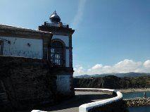 Faro de Luarca (Asturias) by Jesus