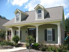 HOUSE PLAN WILL WORK - REDUCE & ENCLOSE KITCHEN AND MAKE BREAKFAST THE DINING ROOM - THE PECAN ORCHARD