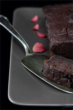 Saftiger Schokoladen-Apfelkuchen | Filizity. | http://www.filizity.com/rezepte/apfel-brownie-kuchen