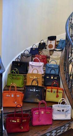 The Hermes birkin bag is handmade in France by expert artisans. The handbag is named after actress, singer and style icon Jane Birkin. Sac Birkin Hermes, Hermes Bags, Hermes Handbags, Purses And Handbags, Jane Birkin, Birkin Bags, Hermes Purse, Beautiful Handbags, Beautiful Bags