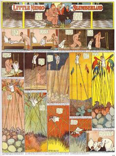 Winsor McCay – Little Nemo in Slumberland