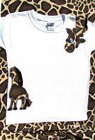Giraffe appliqued shirt. www.beckysbowboutique.com Soccer Hair Bows, Cheerleading Hair Bows, Cheer Bows, Girl Hair Bows, Girls Bows, Ribbon Flip Flops, Pageant Hair, Little Diva, Boutique Hair Bows