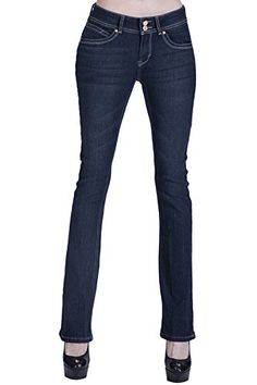 New Trending Denim: naafii Womens Totally Shaping Stretch Bootcut Jean Luscious Curvy Basic Denim Jeans. naafii Women's Totally Shaping Stretch Bootcut Jean Luscious Curvy Basic Denim Jeans  Special Offer: $19.99  288 Reviews New Arrival! NaaFii Bootcut Jeans with Basic Five-Pocket Design  Stretch Fabric Brings You Comfort Fit and Slim Look! Size Chart 03: Waist: 28.25″,...