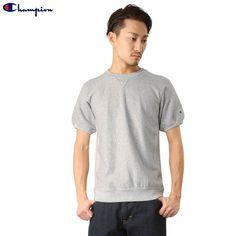 【楽天市場】Champion チャンピオン C3-H301 REVERSE WEAVE スウェットTシャツ:ミリタリーセレクトショップWIP
