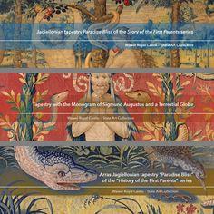 """""""Tapestries""""/ Author: Wojciech Szczekan / CC-BY 3.0 PL"""