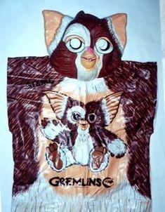 Old skool 80's Gizmo Halloween costume!