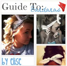 """Guide To: WEARiNG BANDANAS"" by tipsters-and-we-know-it ❤ liked on Polyvore"