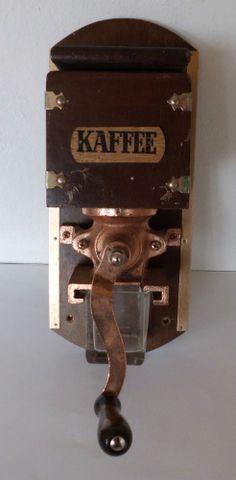 Alte Kaffeemühle Wandkaffemühle Kaffee Mühle Kaffeemuehle Coffee Grinder