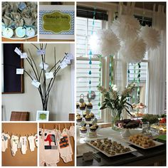 Shower Themed Baby Shower | CatchMyParty.com