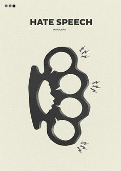 Amazing use of Gestalt and negative space