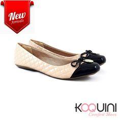 Estilo captoe com matelasse! Não sai de moda nunca #koquini #comfortshoes #euquero Compre Online: http://koqu.in/2d04Jit