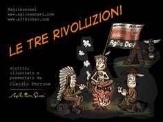 le-3-rivoluzioni by Claudio Perrone via Slideshare