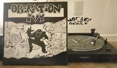 "Operation Ivy ""Energy"" #operationivy #energy #nowspinning #vinyl #vinyljunkie #vinylcollection #ska #punk by sd_cesar"