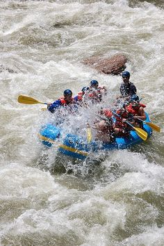 White Water Rafting through the Grand Canyon - One of my favorite things to do!!!...LOVE IT!