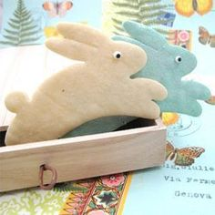 Fancy - Hammer Song Bunny Large Tin Cookie Cutter $19 http://fancy.com/things/206603011517059153/Hammer-Song-Bunny-Large-Tin-Cookie-Cutter-%2419