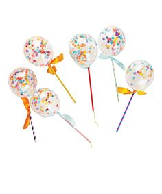 Happy Balloon Pop Kits