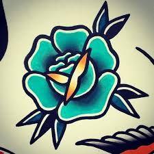 Resultado de imagem para flower power tattoo