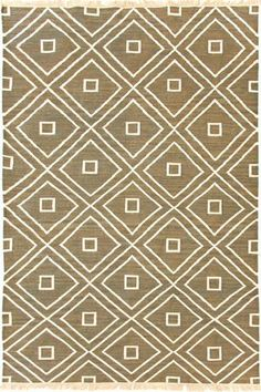 #DashAndAlbert Mali Camel Indoor/Outdoor Rug. Give your favorite space a dash of global glam with our all-new indoor/outdoor area rugs in an African-inspired geometric.