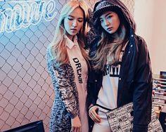 Wendy and Seulgi