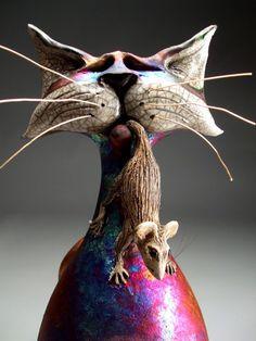 Mitchell Grafton, sculpture #art #sculpture