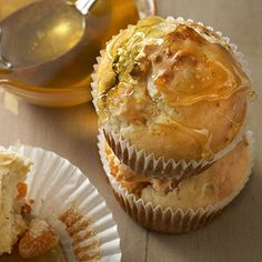 Apricot and Chevre Muffins From Better Homes and Gardens, ideas and improvement projects for your home and garden plus recipes and entertaining ideas.