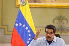 """El presidente venezolano, Nicolás Maduro, dijo hoy que después de lo que considera un """"golpe de Estado"""" contra su homóloga brasileña, Dilma Rousseff, ahora """"vienen por Venezuela"""", tras señalar que se trata de un supuesto plan de los que mueven """"los hilos del poder"""" desde """"el Norte"""", en referencia a EE.UU.</p>"""