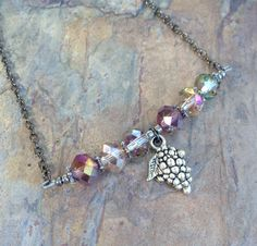 Varietals Wine Bar Necklace