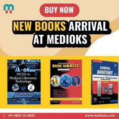 Check Out New Arrivals on upto 50% off only on #Medioks #BuyNow - medioks.com  #newarrivals #discountoffer #medicalbooksonline #onlinemedicalbooks Medical Laboratory, Genetics, Books Online, New Books, Buy Now, Dental, Online Shopping, Check, Net Shopping