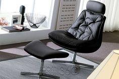 Daya Italian Relax Chair by Bontempi Casa