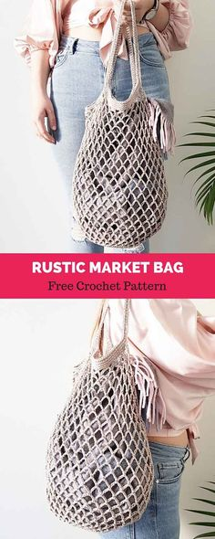Crochet mesh bags are a classic, but nowadays these simple market / beach bags, seems to be a popular fashion accessories, as well. When I made my crochet market bag, I wanted that rustic feeling, and decided to use my Springtime Magic Mandala to create a beautiful bottom for the bag and to use a...Read More »